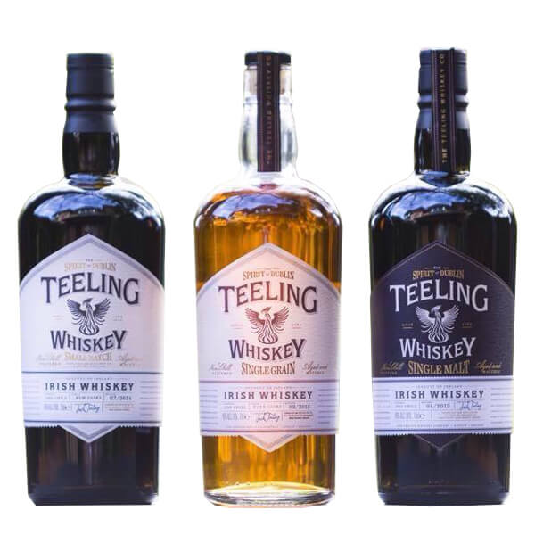 Terra, Irish Cream Liqueur Producers, Spirits and Liqueurs, Teeling