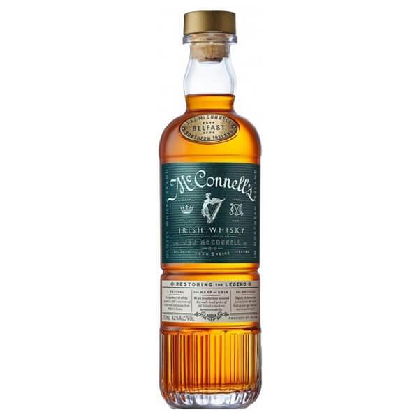 Terra, Irish Cream Liqueur Producers, Spirits and Liqueurs, McConnells